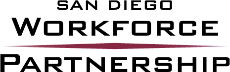 San Diego Workforce Parnership logo